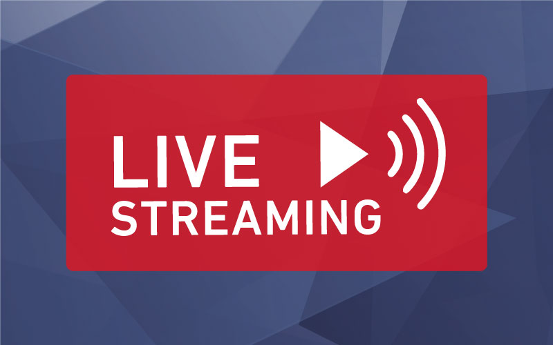 LiveStreaming Button PTC2018